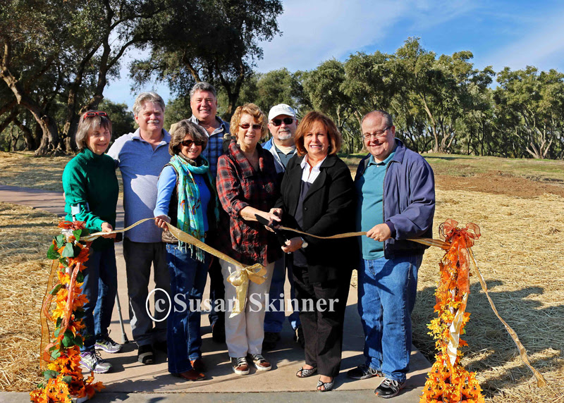 Sutter Park Trail Ribbon Cutting Ceremony - 14